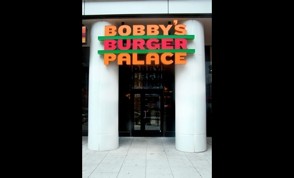 An Early Look at Bobby's Burger Palace