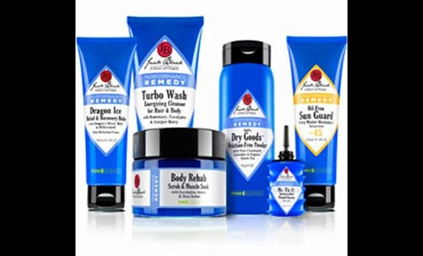 Behold, bath products for the adrenaline junkie who, well, hates bath products.  In the Complete Performance set, Jack Black caters to runners, hikers, swimmers, and bikers with a bevy of toiletries aimed at muscle-pain relief, would healing, and skin pro