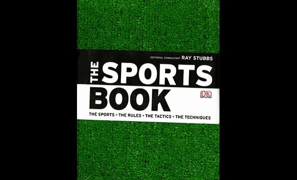 Keep a sports nut occupied between seasons with this Astro Turf-covered (really) compendium. Inside The Sports Book, you'll find trivia, rules, and techniques about athletic events from ancient Greece to the present day.  $23.10 at amazon.com.