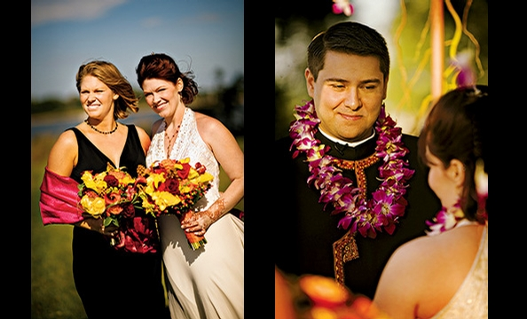 Real Weddings: Lindsay Frost & Samir Bhasin