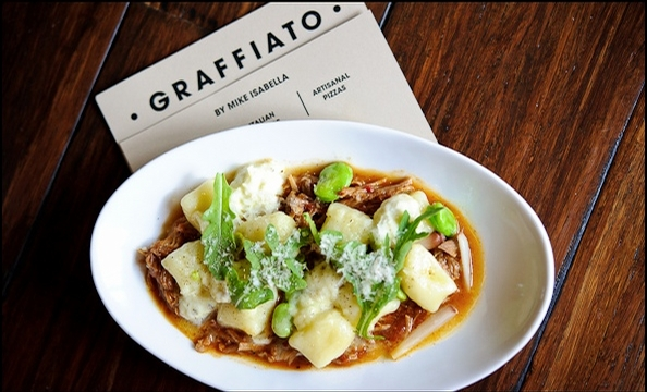 An Early Look at Graffiato