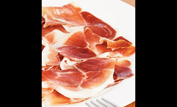 Spain's prized Iberico ham is nudging aside prosciutto.