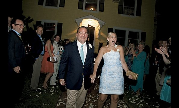 Real Weddings: Brook Holladay & Brian Peters