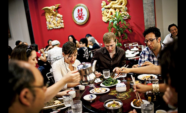 The area's best dim sum is at Hollywood East Cafe, which recently relocated to Westfield Wheaton Mall.