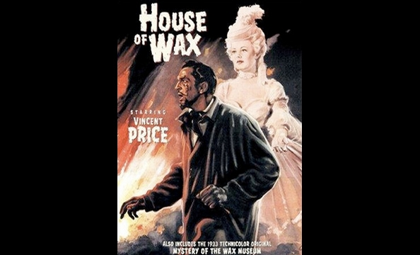 In one of the first 3D movies ever made, Vincent Price is thrilling as a curator of a museum that has found a grisly alternative to wax models. Double feature recommendation: Herschell Gordon Lewis' TWO THOUSAND MANIACS! (1964).