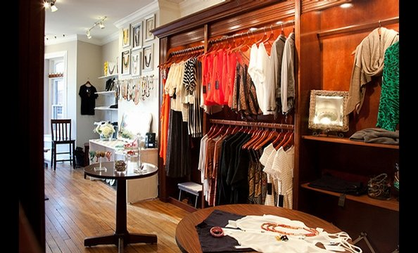 Inside Duo, Georgetown's Newest Boutique