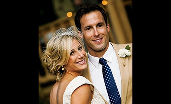 Real Weddings: Kate Walker & Mark Liscinsky