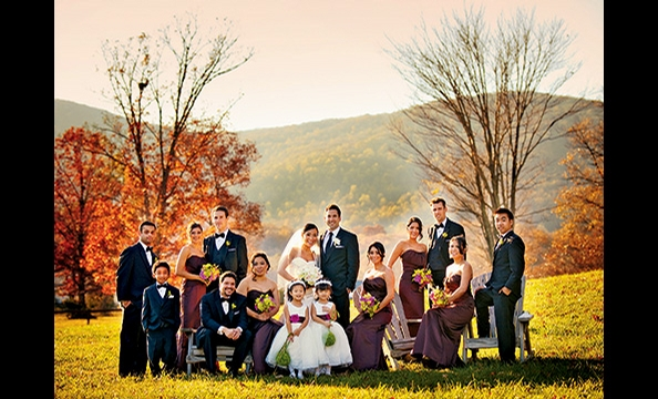 Real Weddings: Olivia Kwok & Andrew J. Schreiber