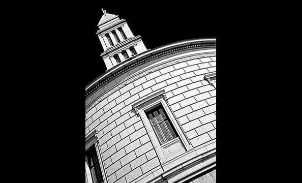 This image is of the George Washington Masonic Memorial in Alexandria, Virginia.