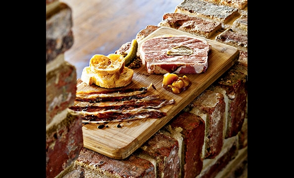 Pedro Matamoros's charcuterie is one the best reasons to grab a table at 8407 in Silver Spring.