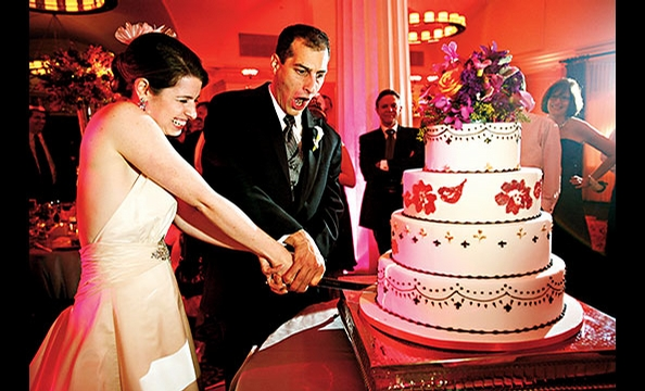Real Wedding: Eliza Simon & Micah Ratner