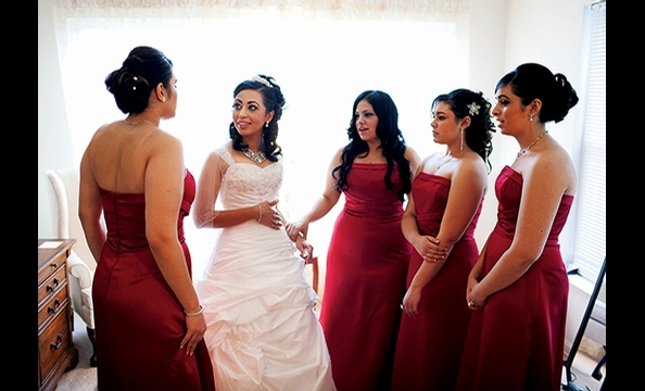 Real Weddings: Nada Girgis & Mina Rezk