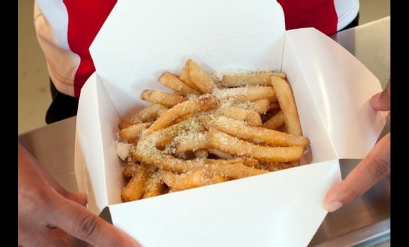 New Food Vendors at Nationals Stadium