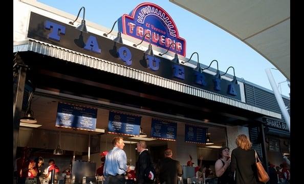 New Food Vendors at Nationals Stadium