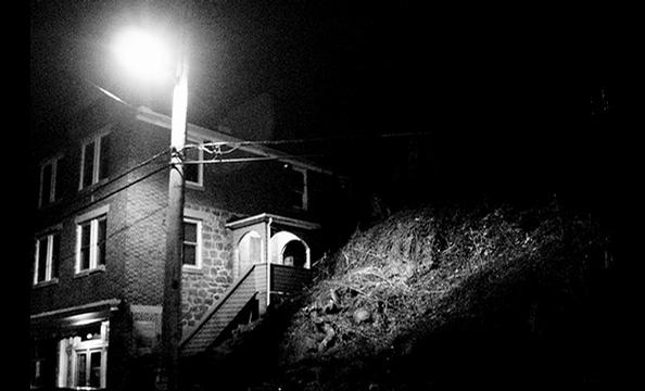 "October Photo Contest Finalist ""Haunted"