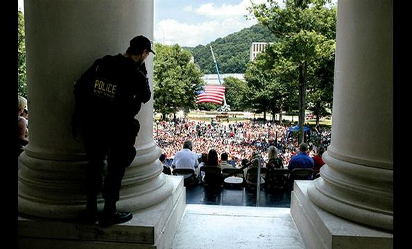 Snapshots of the Secret Service