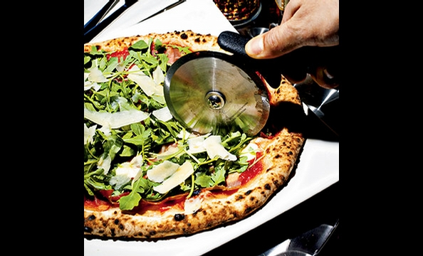 Pupatella, which started as a Neopolitan pizza cart near the Ballston Metro, has graduated to a restaurant.