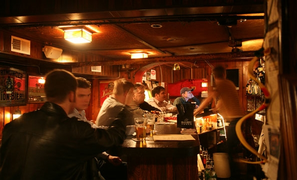 The Quarry House in Silver Spring might look like your everyday dive bar, but the food rises above everyday pub grub.