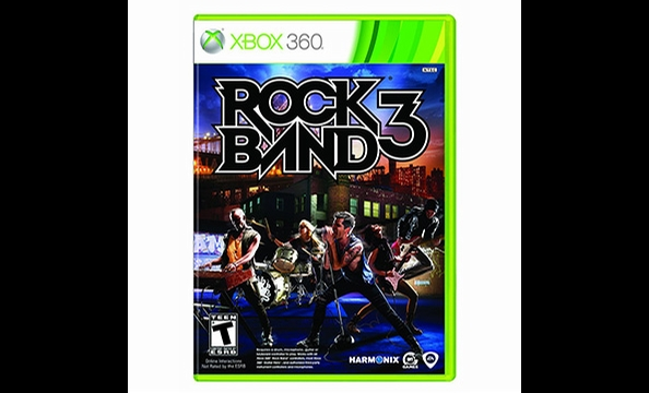 In this third incarnation, available for the Xbox, Nintendo Wii, Nintendo DS, and Playstation 3, rocker wannabes can try their hand at tracks by more than 80 bands from around the world. Pray for another three feet of snow this winter so you have an excus