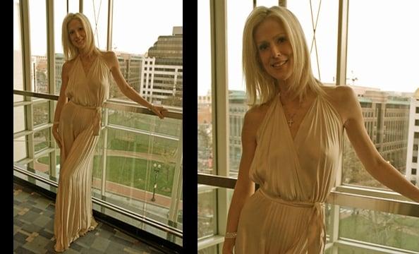 At the Leukemia & Lymphoma Society annual ball in 2008.