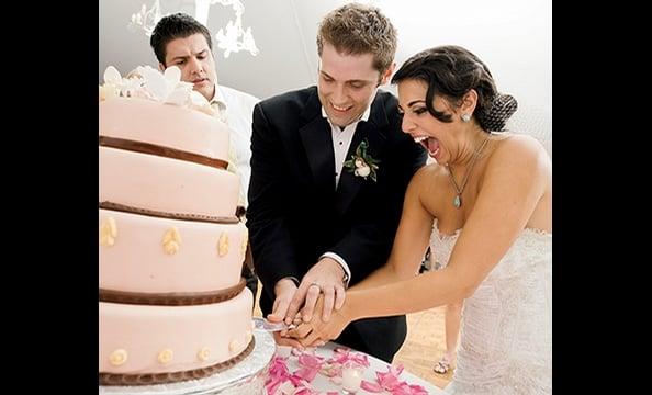 Real Weddings: Jasika Sebkarshad & Greg Scruggs