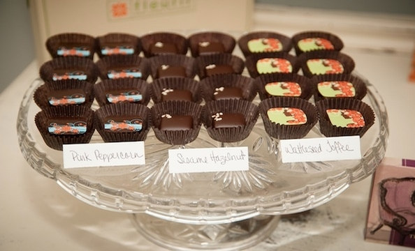 Holiday Shopping Spotlight: Fleurir Hand Grown Chocolates