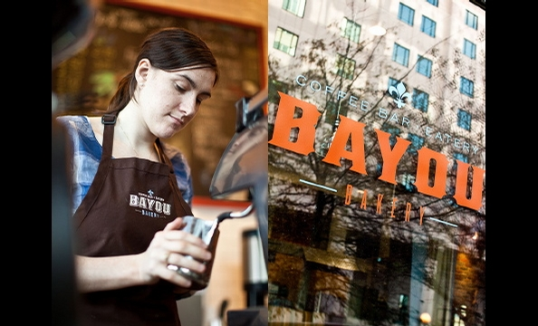 An Early Look at Bayou Bakery