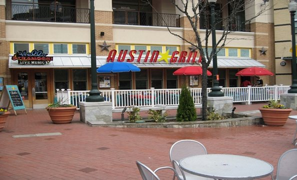 Austin Grill in Silver Spring Exterior