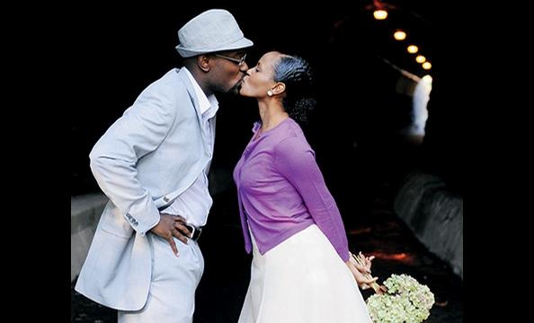 Real Weddings: Sonya Funna & Janssen Evelyn