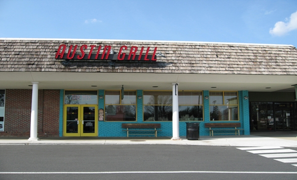 Austin Grill in Springfield Exterior