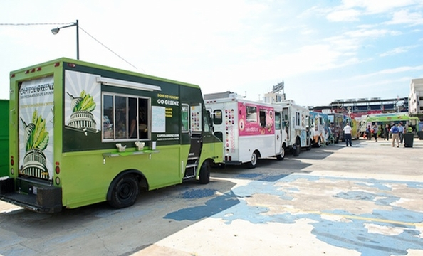 Four New Trucks Debut at Truckeroo