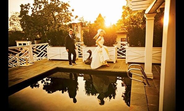 Real Weddings: Justine Ungaro & Gary Kordan