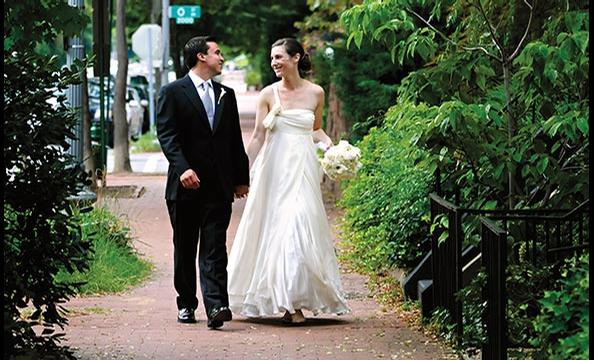 Real Weddings: Lindsay Schraub & Michael Jasser