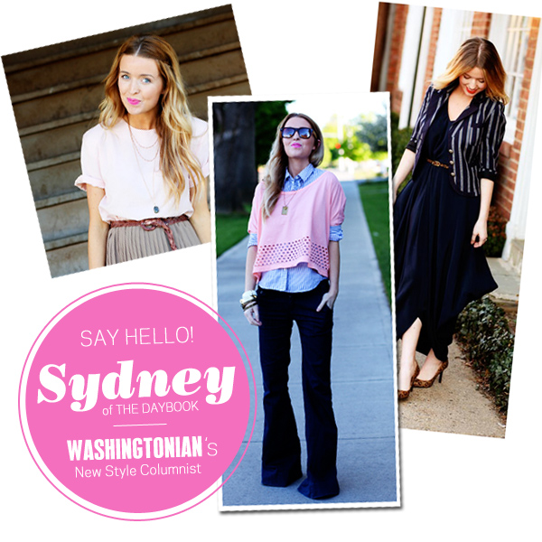 Introducing a New Column: How Sydney Wears It