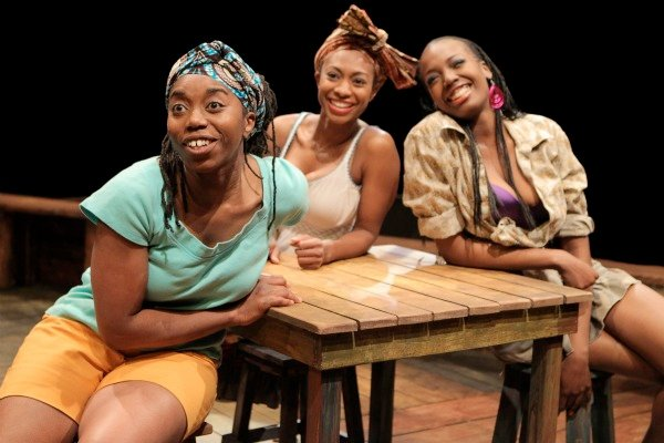 "Review: ""Ruined"" at Arena Stage"