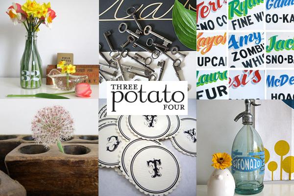 Bridal Buyer: Three Potato Four