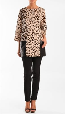 You can never go wrong with classic leopard print.