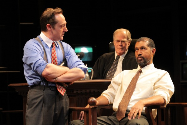 """Theater Review: """"A Time to Kill"""" at Arena Stage"""