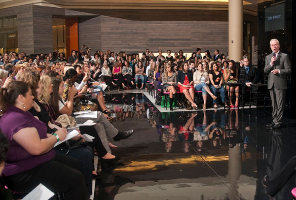 All-Access Fashion Weekend 'Makes it Work' With Celebrity Guest Tim Gunn