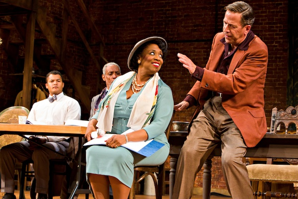 """Theater Review: """"Trouble in Mind"""" at Arena Stage"""