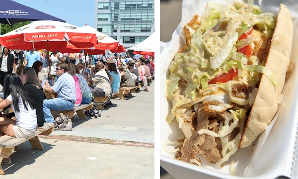 Four New Food Trucks Debut at the Truckeroo Festival