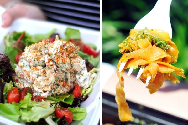 Basil Thyme, Rolling Ficelle, and Feelin' Crabby: Food Truck Early Looks