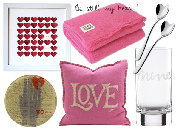 Flirty Valentine's Day Decor
