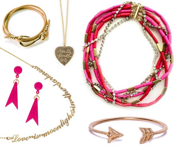 Non-Cheesy Jewelry to Give—And Get—This Valentine's Day