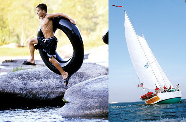 Washington Summer Guide 2011: Where to Spend Time on the Water