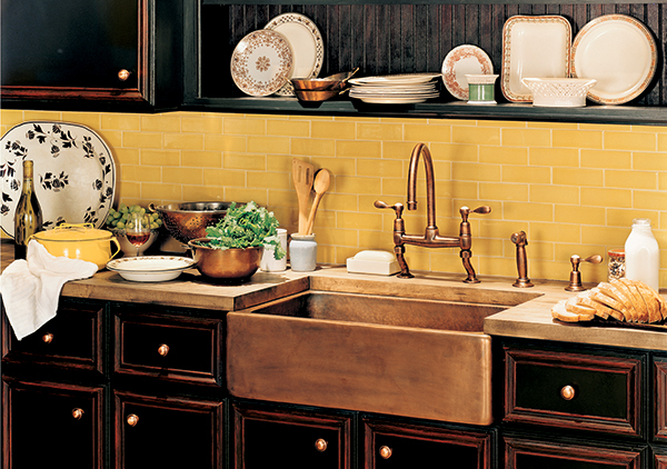 Dream Kitchens: Resources for a Beautiful Kitchen