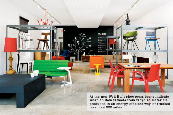 Green Home Design Stores