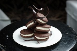 Thanksgiving Recipes: Whoopie Pies from 1789 Pastry Chef Mallory Staley