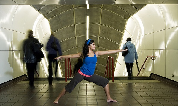 Fourth of July Runs and Free Yoga: Fit Fun