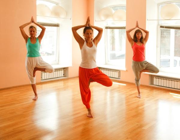 Virginia Yoga Week Kicks Off Next Sunday